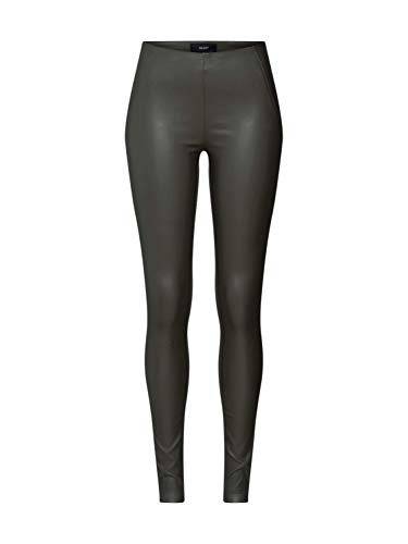 Object OBJBELLE MW Coated Leggings SEASONA