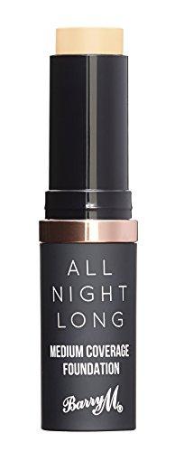 Barry M Cosmetics All Night Long Stick Foundation, Oatmeal