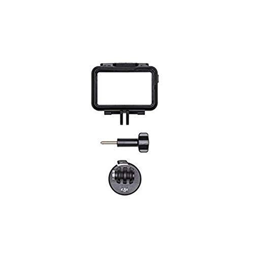 DJI Osmo Action Part 8 Kit Cornice - Custodia Protettiva per Videocamera Osmo Action con Base a Sgancio Rapido, Bumper per Fotocamera, Accessori Waterproof per Riprese in Acqua