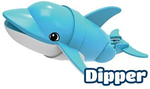 Lil Fishys Motorised Water Pets - Dipper by Peterkin