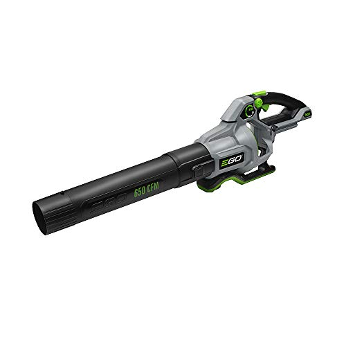 EGO Power+ LB6500 650 CFM Variable-Speed 56-Volt Lithium-ion Cordless Leaf Blower Battery and Charger Not Included
