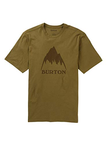 Maglia A Maniche Corte Bambino Burton Classic Mountain High Short Sleeve