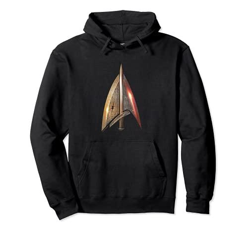 Star Trek: Das Delta des Terranischen Reiches der nächsten Generation Pullover Hoodie