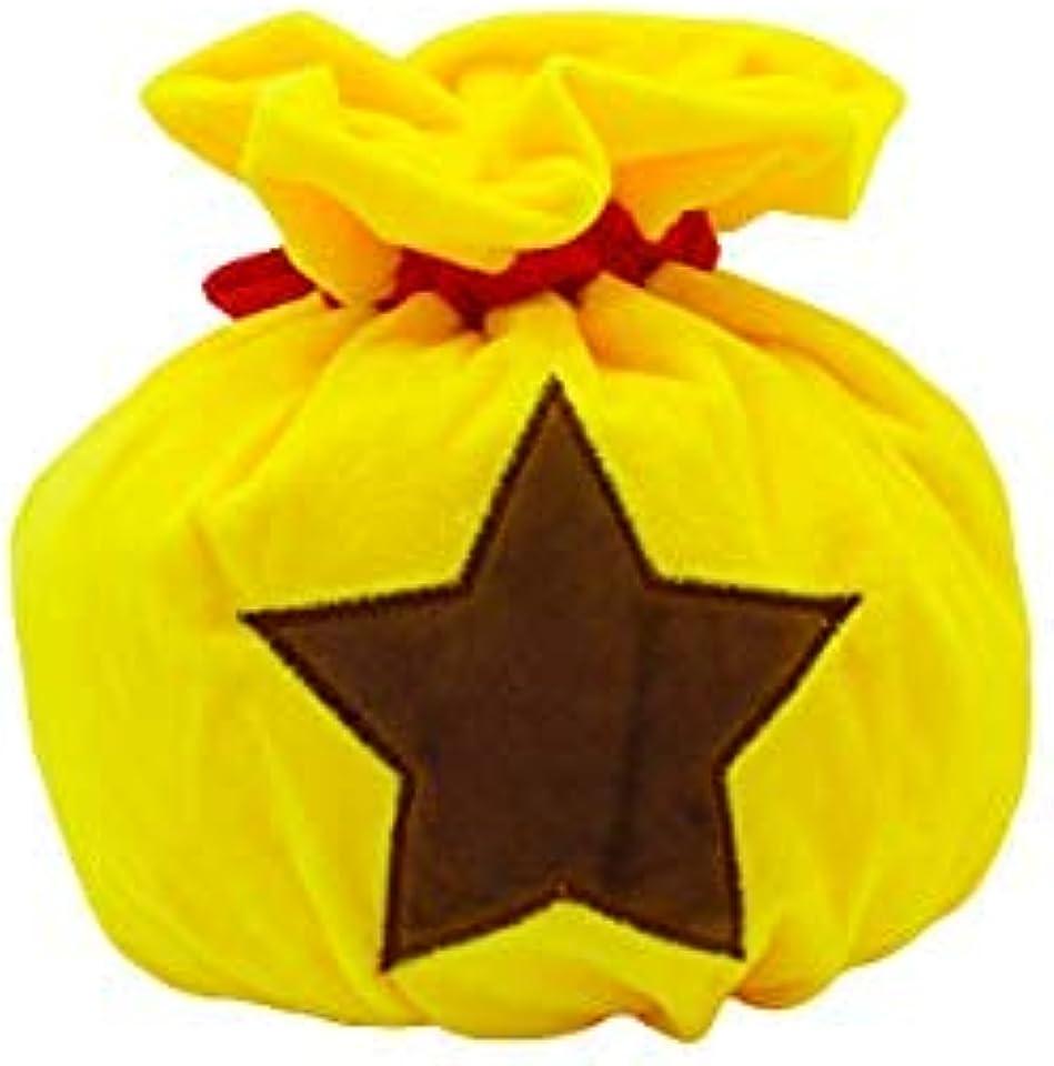 Lucky Bells Cosmetic Bag, Animal Bells Bag Drawstring Plush Travel Makeup Cosmetic Storage Bags Organizer