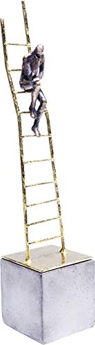 Kare Design Deko Objekt Elements Climbing Man, 40,5x8,5x8,5cm