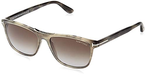 Tom Ford FT0629 56B 56 Monturas de gafas, Marrón (Avana/), 56.0 Unisex Adulto