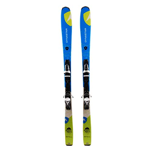Dynastar Ski Powertrack 79 blau grün + Bindungen