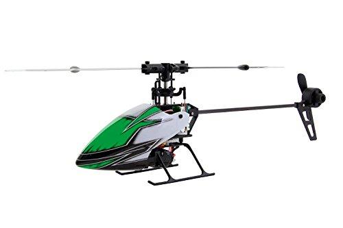 XciteRC 14005000–Elicottero Flybarless 2453D Brushless Single Blade–6canali ARTF