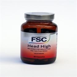 Head High Pro-Amino 60 Veg Capsules by FSC