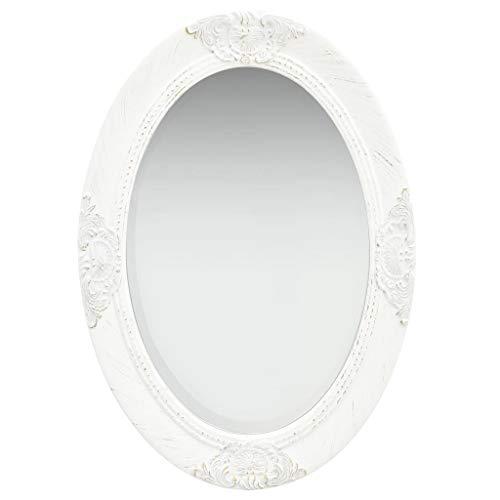 Espejo Ovalado Barroco Marca WooDlan