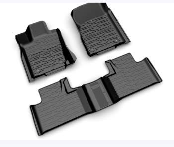 2020 Jeep Grand Cherokee All-Weather Mats OEM