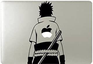 sasuke macbook decal
