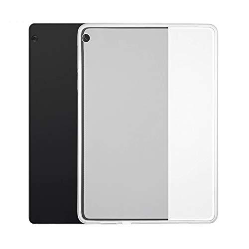 Lobwerk Hülle für Lenovo Tab M10 TB-X605F 10.1 Zoll Cover Soft Ultra Slim Stoßfest Matt