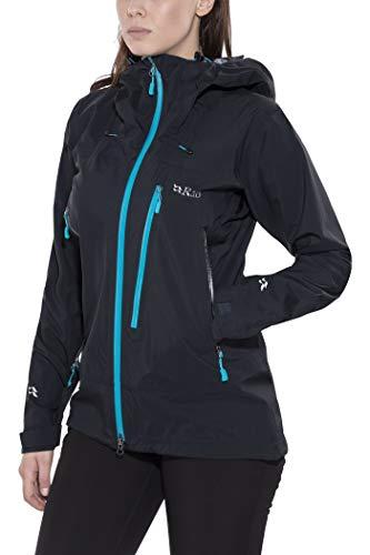 RAB Firewall Jacket Women Black Größe S 2019 Funktionsjacke