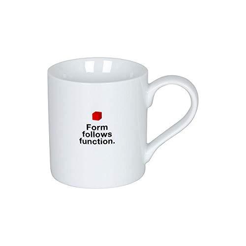 Könitz Becher Bauhaus - Form Follows Function