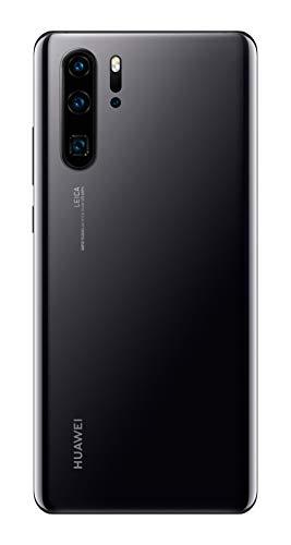 Huawei P30 Pro Smartphone débloqué 4G (6,47 pouces 8/128 Go Double Nano SIM Android 9) Noir