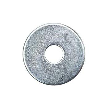Unterlegscheiben Beilagscheiben 16 mm verzinkt 8 St