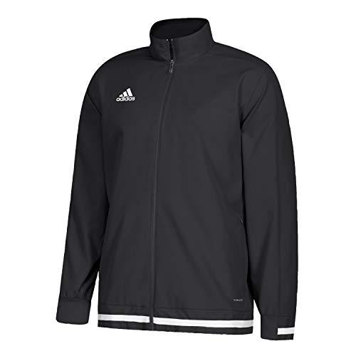 adidas Herren Team 19 Woven Jacke, Black/White, 4XL