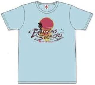 B'z Tシャツ ブルー Sサイズ 「B'z LIVE-GYM Pleasure 2013 -ENDLESS SUMMER-」