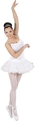 Widmann 76402 ? Première Ballerine Costume, version Blanc, en taille M