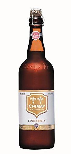 Chimay Cinq Cents Cerveza Belga Trapense Botella 75 Cl.