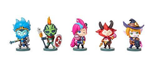 Riot Games Unisex League of Legends Offizielle Minifigur, Harrowing Team Minis, Einheitsgröße