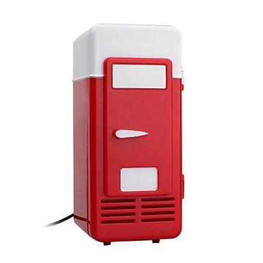 nevera usb mini super - nevera - refrigerador de bebidas bebidas - mantener las bebidas frías en su escritorio (smq5639)