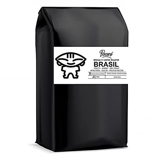 Boconó Specialty Coffee Brasil 1 Kilo Café De Especialidad En Grano Tostado 100% Arabica Proceso Natural Varietal Bourbom