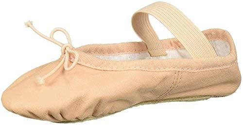 Bloch Dance Girl's Dansoft Full Sole Leather Ballet Slipper/Shoe,...