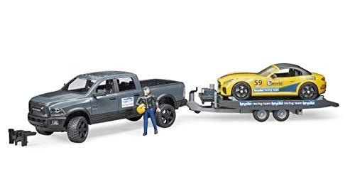 Unbekannt RAM 2500 Power Wagon und Bruder Roadster Racing Team