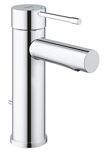 GROHE Essence | Badarmaturen - Einhand-Waschtischbatterie, DN 15 S-Size | chrom | 32898001