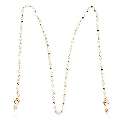 Voluxe Cadena de gafas, diseño ligero cadena de gafas para regalo de novia para accesorios de moda para niñas accesorios para regalo de amor
