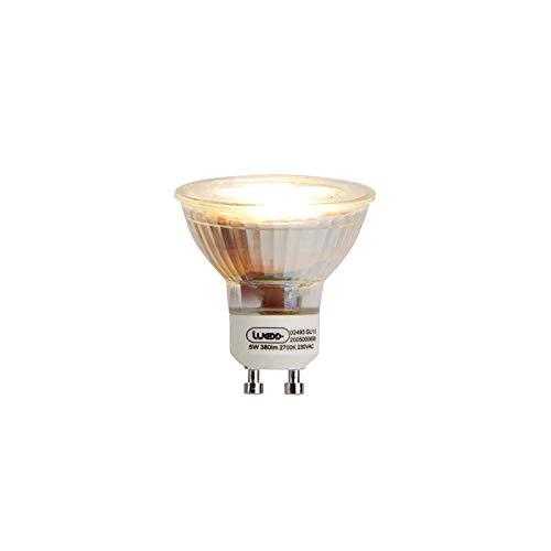 LUEDD GU10 LED lamp 5W 2700K