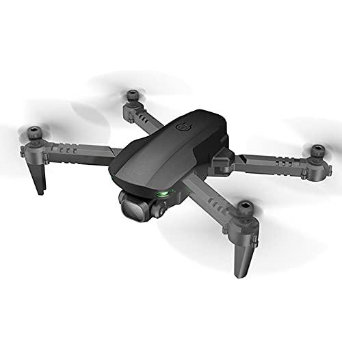 Jishu Ultralight e Pieghevole Drone Quadcopter con HD 4 K Macchina Fotografica Principiante Kid Giocattolo con Borsa di Immagazzinaggio RC Giocattolo Volante per Ragazzo Ragazza