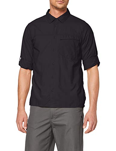 Lafuma - Shield Shirt M - Chemise Manches Longues - Hommes - Randonnée, Trekking, Lifestyle - Gris