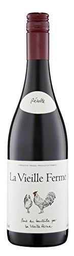 6x 0,75l - 2018er - La Vieille Ferme - Rouge - Vin de France - Frankreich - Rotwein trocken