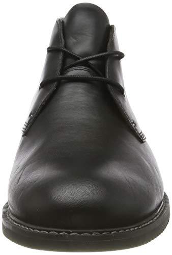 Timberland Men's EK Brook Park Chukka Boot,Red/Brown Smooth,11 M US