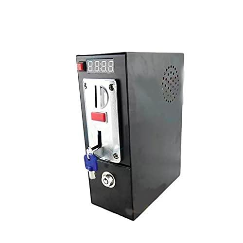 TX GIRL Caja De Controlador De Temporizador con Aceptores De Múltiples Monedas para Máquina Expendedora De Agua Silla De Masaje Interet Cafe Coffeenet PC Ordenador (Size : 1.25-3.2mm)