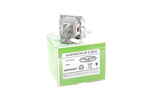 Alda PQ-Premium, Beamerlampe / Ersatzlampe für ACER X1230 Projektoren, Lampe mit Gehäuse