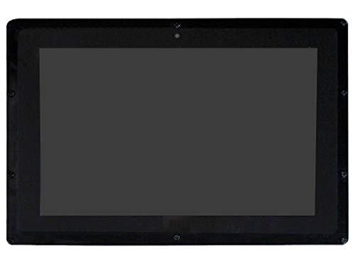 Electronic Accessories 10.1' HDMI LCD(B) Pantalla táctil capacitiva LCD de 10.1' con funda 1280×800 IPS Pantalla Táctil para RPi Soporta Mini PC Accesorios Electrónicos Accesorios Electrónicos