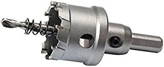 Tool Centre Tungsten Carbide Tipped TCT Hole Saw for Stainless Steel,Wood & Other Metal (14MM TCT HOLESAW)