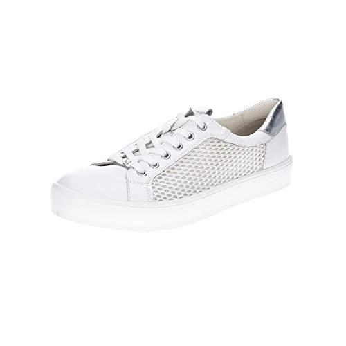 CAPRICE sneaker wit maat 36 EU