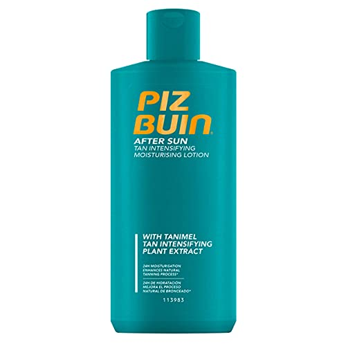 JOHNSON & JOHNSON GMBH -  Piz Buin After Sun
