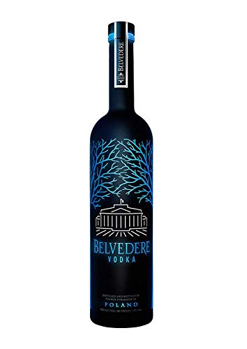 Belvedere Midnight Sabre Limited Edition 1,75L. x 1