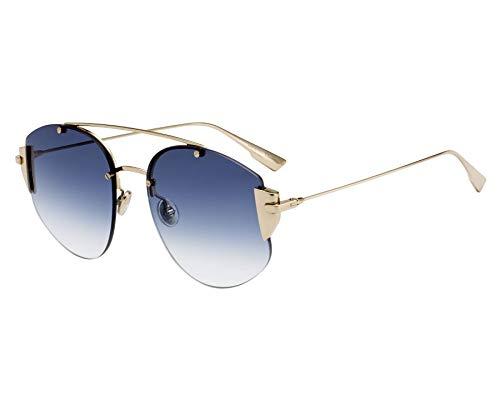 Christian Dior DiorStronger 000NE - Gafas de sol, color dorado y rosa