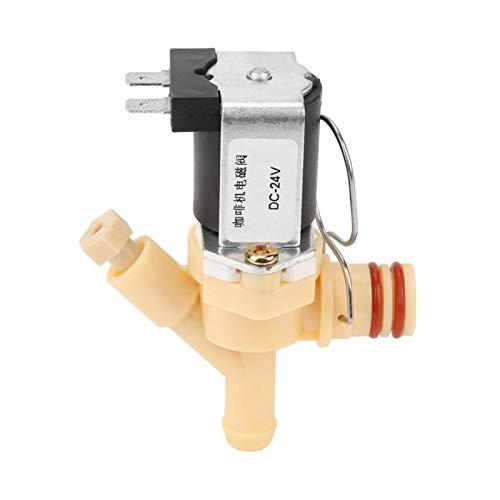 Zawór elektromagnetyczny NC/Normalnie DC24V Normally Elektryczny zawór wodny elektromagnetycznego do ekspresu do kawy Dostawy przemysłowe