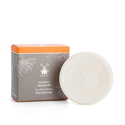 MÜHLE - Rasierseife - SKIN CARE Serie - Sanddorn - für alle Hauttypen