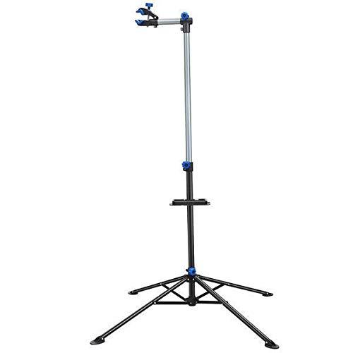Topeakmart Portable Mechanic Bicycle Repair Stand Bike Rack Home Used Adjustable Height Wash/Display/Maintenance Stand