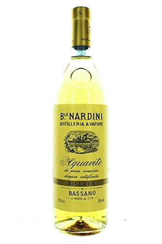 Nardini Aquavite Riserva, Grappa, Bassano 50% vol. 1 Liter