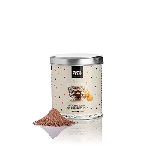 Mamis Caffè Cioccolata Calda Choco Amaretto Barattolo 250 gr